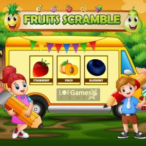 Fruits Scramble