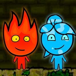 Icegirl Fireboy Forest Energy