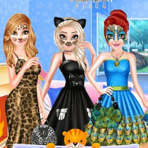 Princess Animal Style Fashion Party