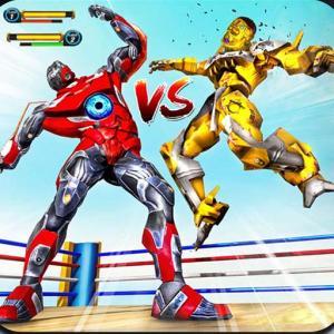 Robot Ring Fighting: Wrestling Games