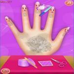 Ariel As Hand Model