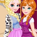 Elsa And Mystery Baby