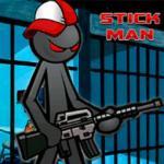 Stickman Prison Escape