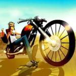 Stunt Guy - Tricky Rider